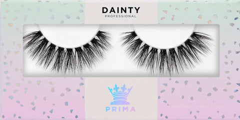 Professional  (Dainty) Multi Layer Strip Lashes #D37