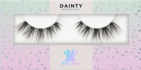 Professional  (Dainty) Multi Layer Strip Lashes #D38.