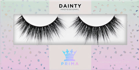 Professional (Dainty) Multi Layer Strip Lashes #D6