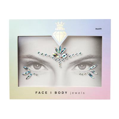 Face/Body Jewels - DAZZLE