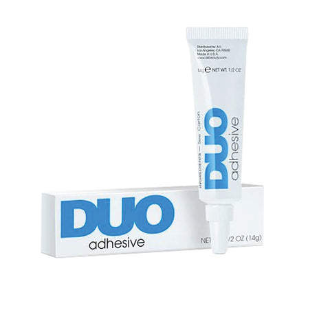 DUO Strip Lash Adhesive 14g White (Dries Clear)