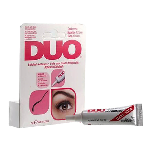 DUO Strip Lash Adhesive 7g Dark (Dries Black)