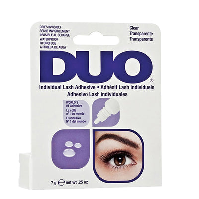 DUO Individual Lash Adhesive Strong hold 7g Clear