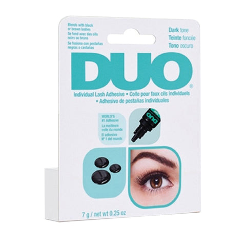 DUO Individual Lash Adhesive Strong hold  7g Dark (Dries Black)
