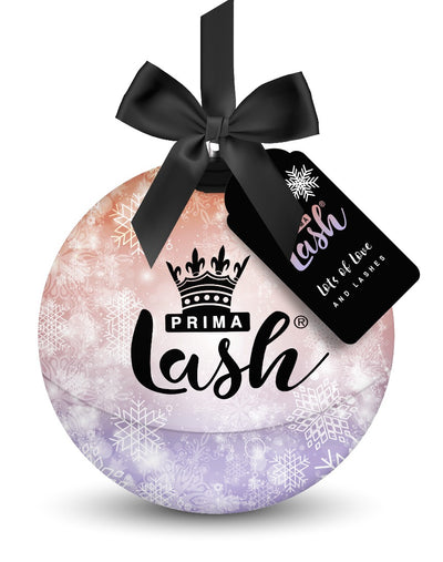 Christmas Bauble Gift Set #Star Mink Lashes