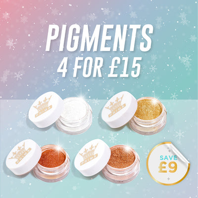 4 Piece Pigment Bundle