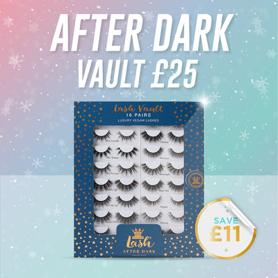 Lash Vault Offer 16 Pairs