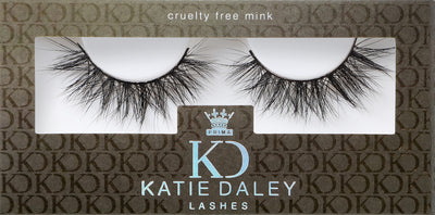 KATIE DALEY FOR PRIMALASH LUXURY MINK LASHES #THE BRIDE