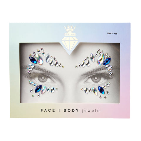 Face/Body Jewels - RADIANCE