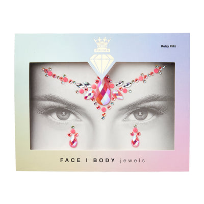 Face/Body Jewels - RUBY RITZ