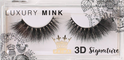 Signature Collection Luxury Mink Lashes #Ruby