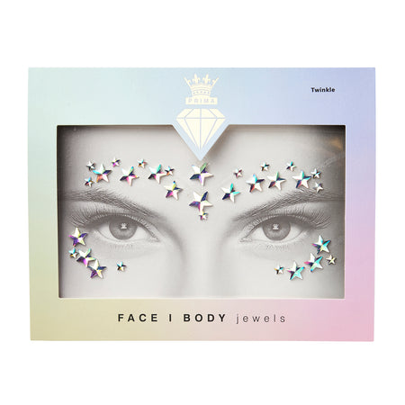 Face/Body Jewels - TWINKLE
