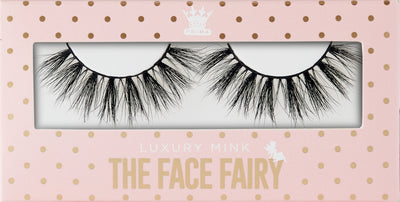 FACE FAIRY X PRIMA Mink Lashes #pixie