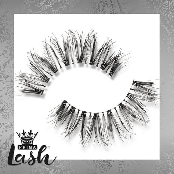 Professional (100% Human Hair) Strip Lashes #WISPY