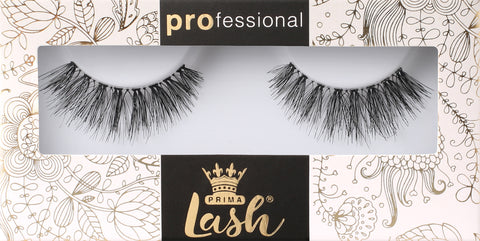 Professional (100% Human Hair) Strip Lashes #ZL