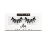 Chloe Sims 3D Luxury Vegan Lashes #Georgia