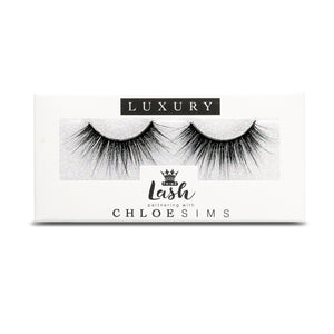 Chloe Sims 3D Luxury Vegan Lashes #Madison
