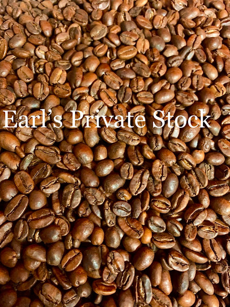 Earl's Private Stock (Decaf)