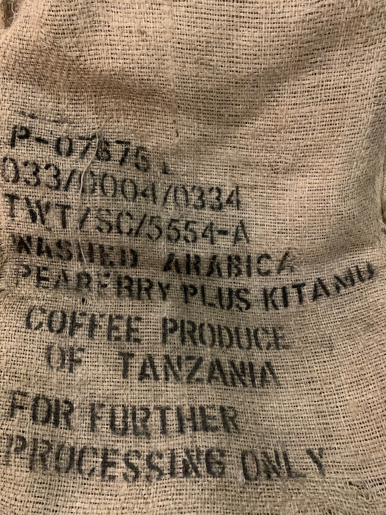 Tanzania Peaberry French Roast