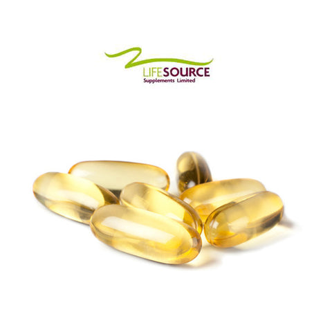 Evening Primrose Oil Capsules - 1000mg