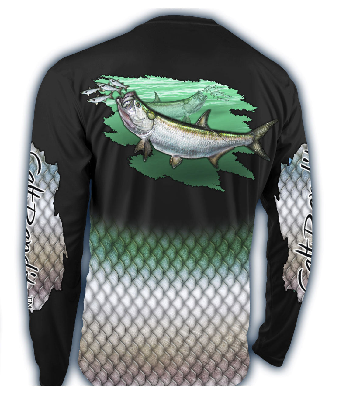 SaltBandits™ Tarpon Performance Long Sleeve T-shirt