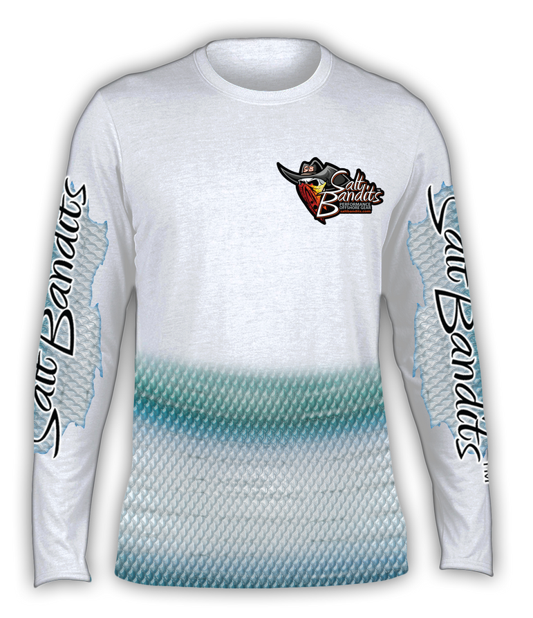 SaltBandits™ Florida Slam Performance Long Sleeve T-shirt