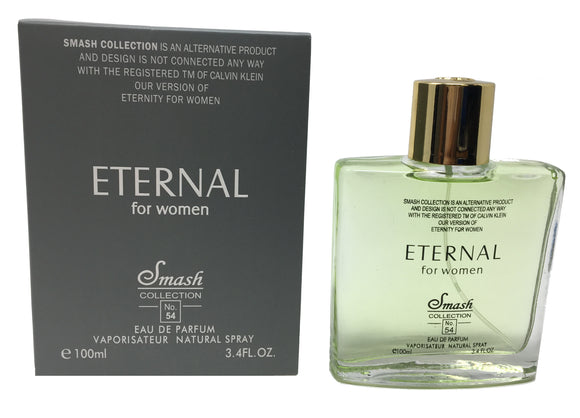 Eternal for Women - Inspired by CK Eternity For Women (SMASH)