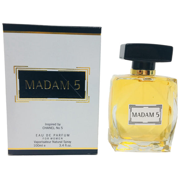 Madam 5 for Women - Inspired by No 5 by Chanel