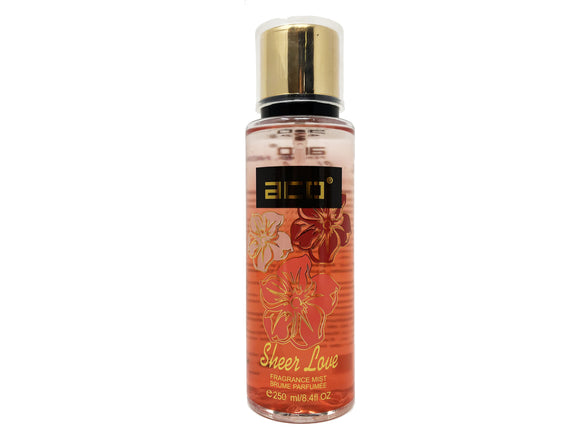 ACO Sheer Love Fragrance Mist for Women - 8.4oz/250ml