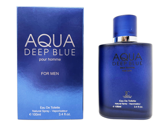 Aqua Deep Blue for Men