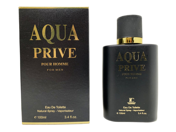 Aqua Prive for Men - Inspired by Aqua Di Gio Black for Men