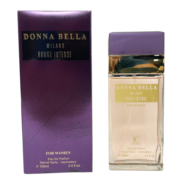 Donna Bella Milano Rouge Intense for Women