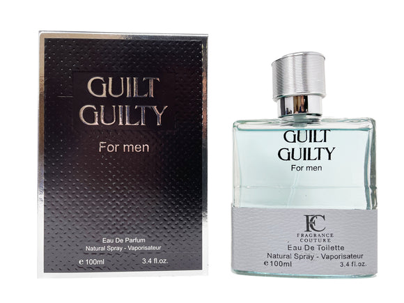 Guilty Guilt for Men
