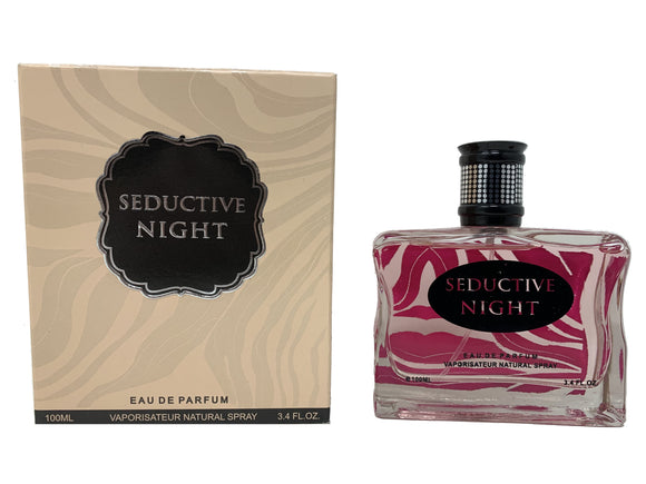 Seductive Night for Women - Inspired by Victoria Secret Noir Tease for Women