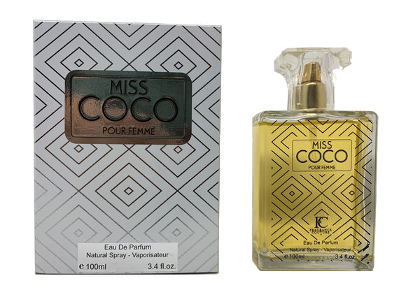 Miss Coco for Women - Inspired by Coco Mademoiselle