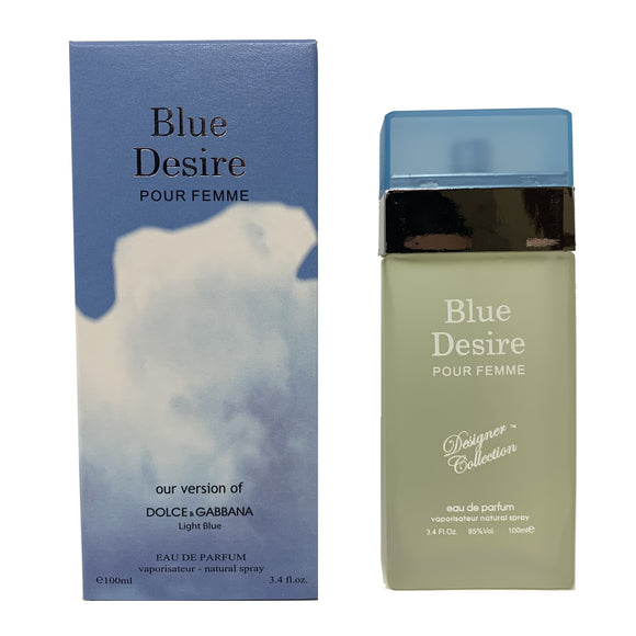 Blue Desire for Women