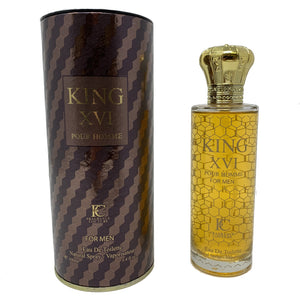 King XVI for Men - Inspired by LV - NEW