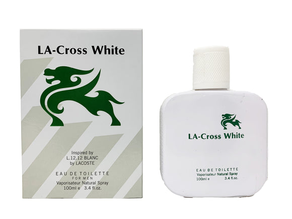 Lacross White for Men - Inspired by Lacoste White for Men