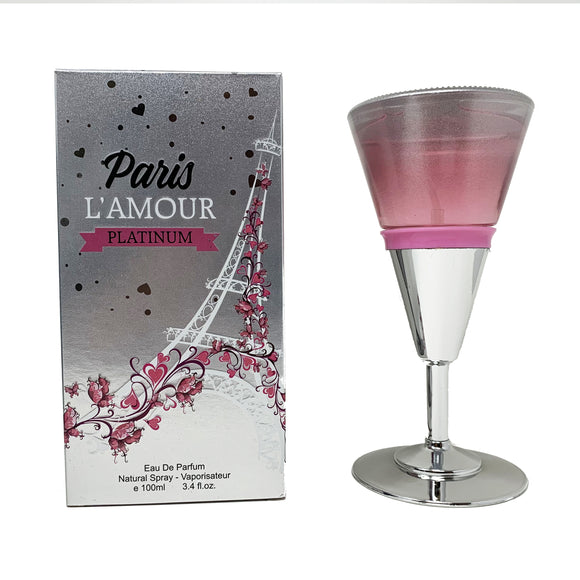 Paris L'Amour Platinum for Women