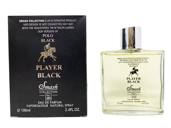 Player Black for Men