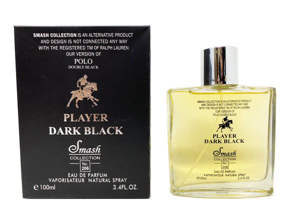 Player Dark Black for Men