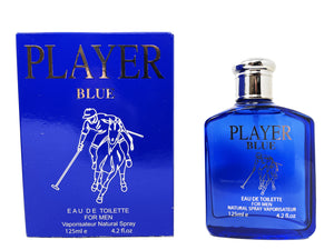 Player Blue For Men - 4.2oz (Large Box)