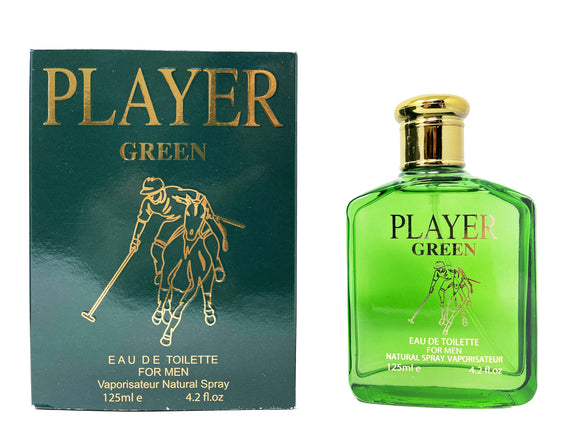 Player Green For Men - 4.2oz (Large Box)