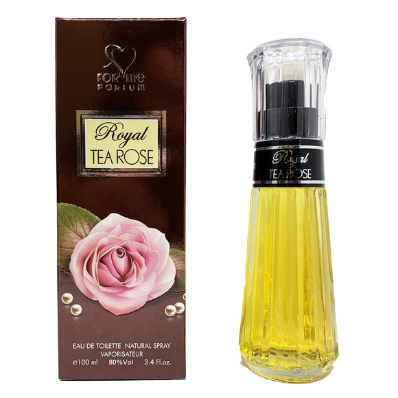 Royal Tea Rose for Women