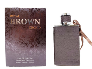 Royal Brown Orchid For Men