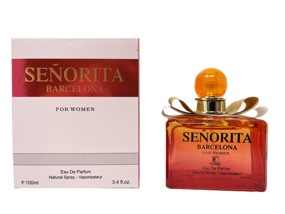 Senorita Barcelona for Women