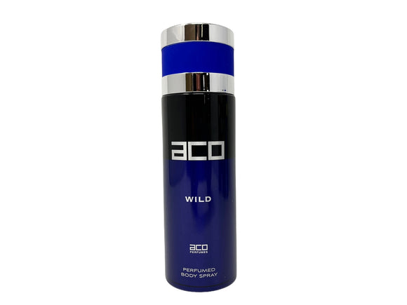 ACO Wild Perfumed Body Spray for Men - 6.67oz/200ml