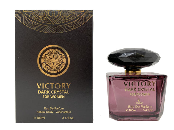 Victory Dark Crystal For Women - Inspired by Versace Crystal Noir for Women
