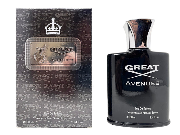 Great Avenues for Men