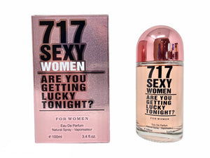 717 Sexy Women - Are You Getting Lucky Tonight?